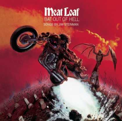 A Rainy Day With Meat Loaf